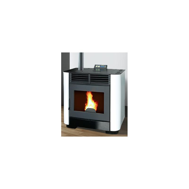 Estufa de pellets modelo FF16 - 16kW