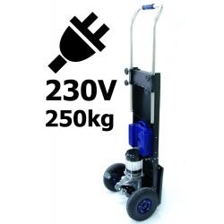 Carretilla sube escaleras eléctrica ZW4250R250