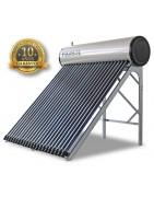 Termosifones Calentadores solares de agua - Agua caliente sanitaria.